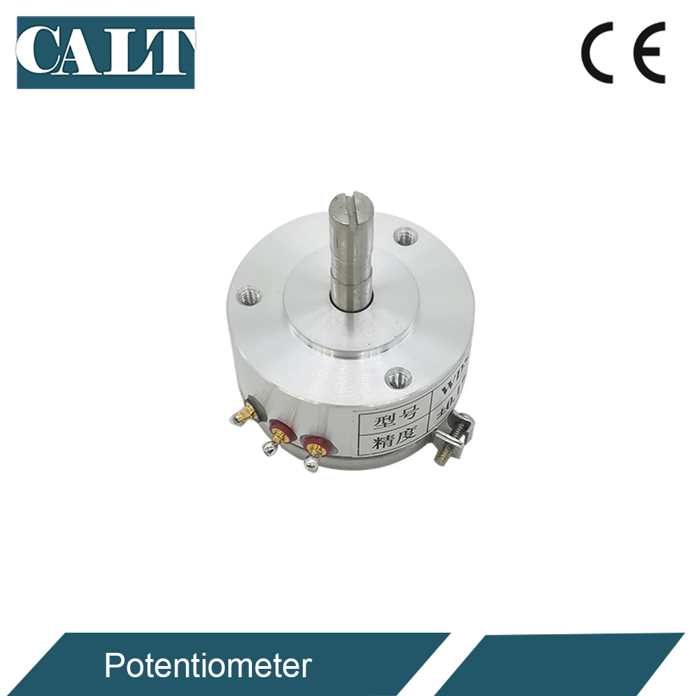 low price for WDS36 5K 360 degree small angle measuring sensors shaft encoder potentiometer 0.1% linearity