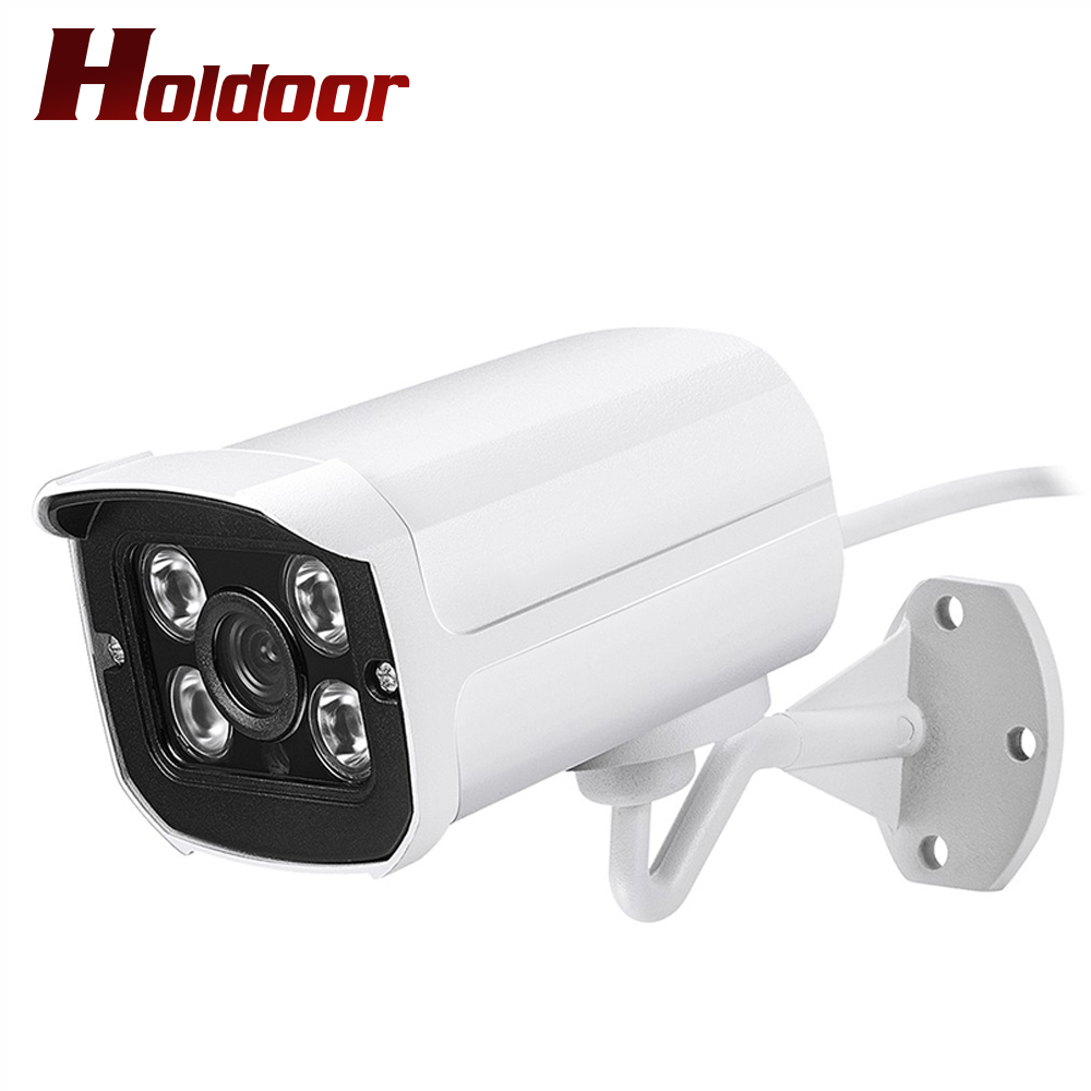 Holdoor  IP Camera POE HD 2MP 3MP 5MP Outdoor  Waterproof Infrared Night Vision Security Video Surveillance CCTV Cam with IR Cut heanworld dome ip camera hd h 265 5 0mp cctv security camera video network camera onvif surveillance outdoor waterproof ip cam