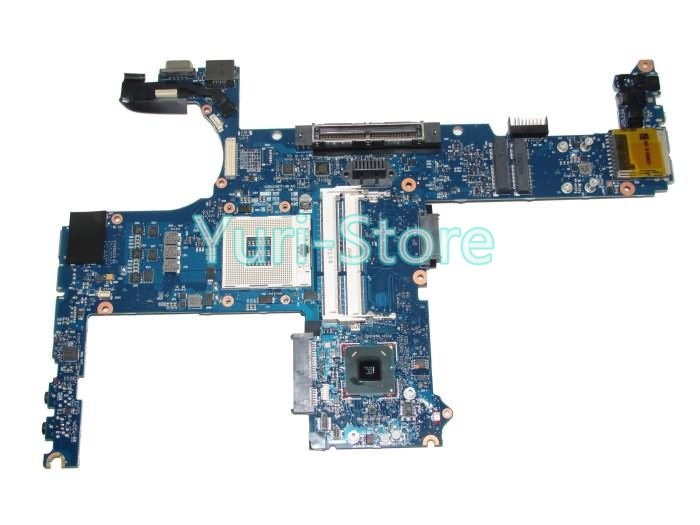 NOKOTION Laptop motherboard For HP elitebook 8460P 642759-001 Series Notebook PC System board QM67 DDR3 HD 100% tested 645386 001 laptop motherboard for hp dv7 6000 notebook pc system board main board ddr3 socket fs1 with gpu