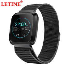 Sedentary Reminder Smart Wristband Activity Tracker with Heart Rate Monitor Sleep Monitor Bluetooth Smart Bracelet Smiming