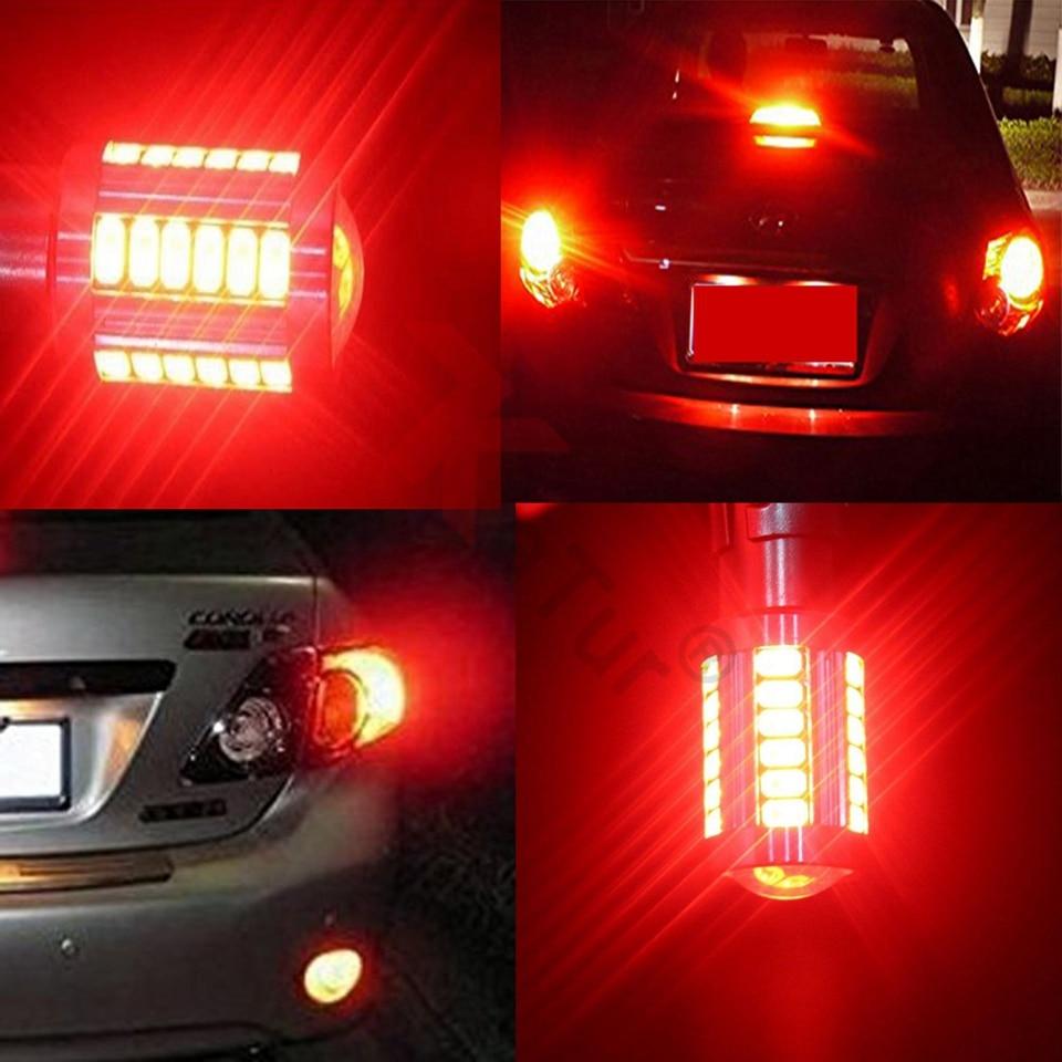 2бр Супер ярки 7443 LED лампи за - Автомобилни светлини - Снимка 5
