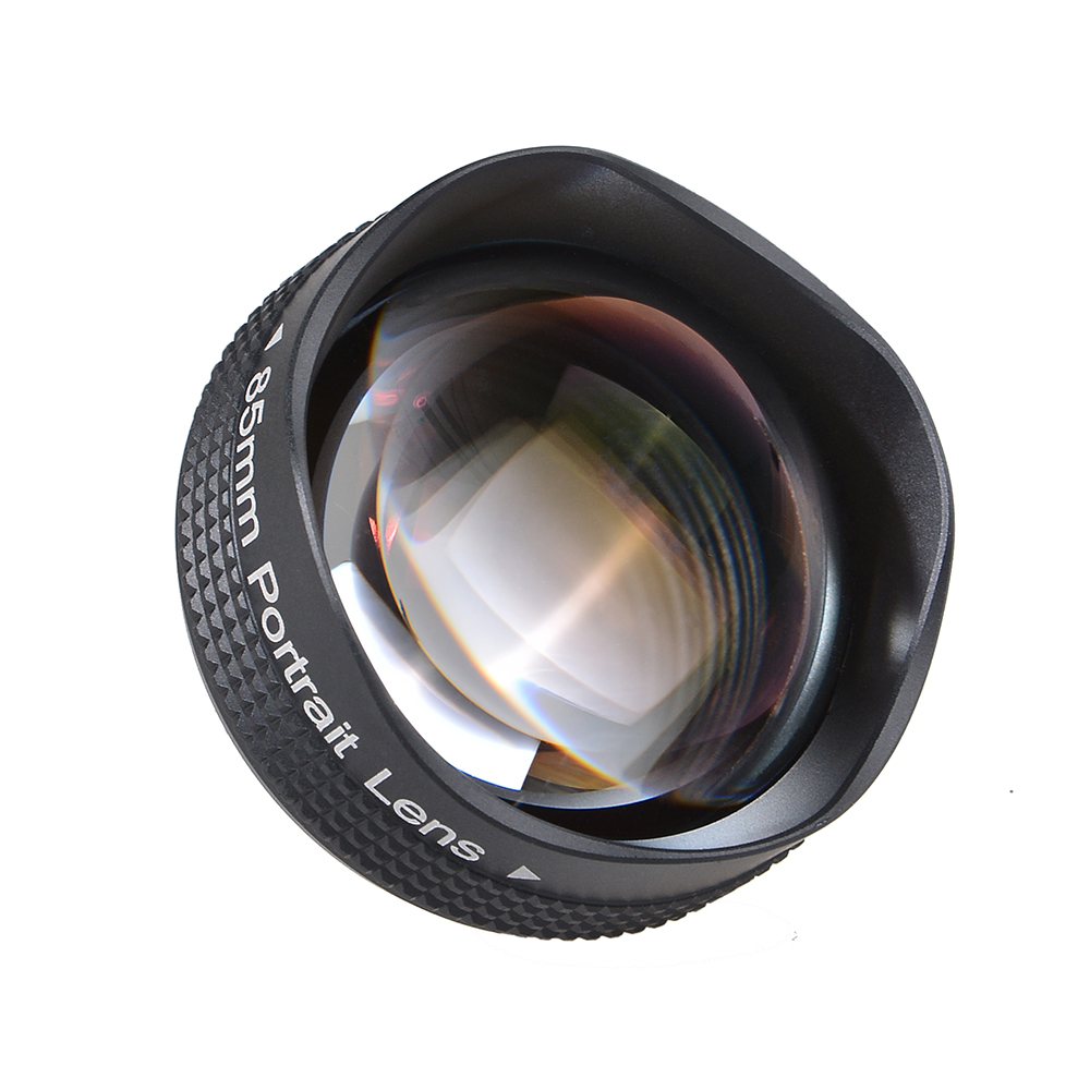 APEXEL Lens 3X Telephoto Lens HD Cell Phone Camera Lens 3X AS Close Telescope Lens for iPhone Samsung Android Smartphone 85mm 5
