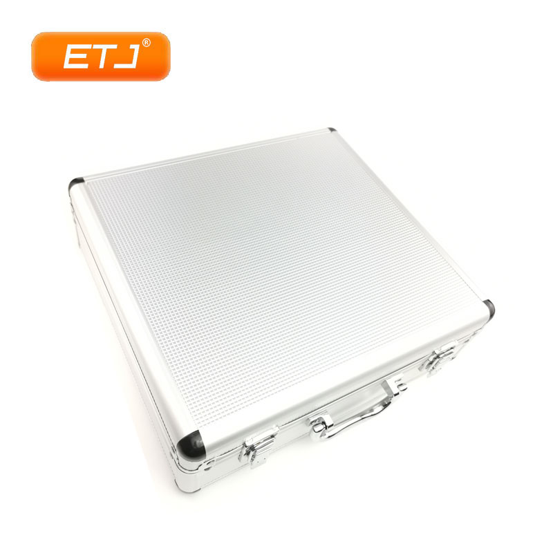 Aluminum Portable Carrying Box For Wireless Microphone SLX24 PGX24 Aluminum BoxAluminum Portable Carrying Box For Wireless Microphone SLX24 PGX24 Aluminum Box
