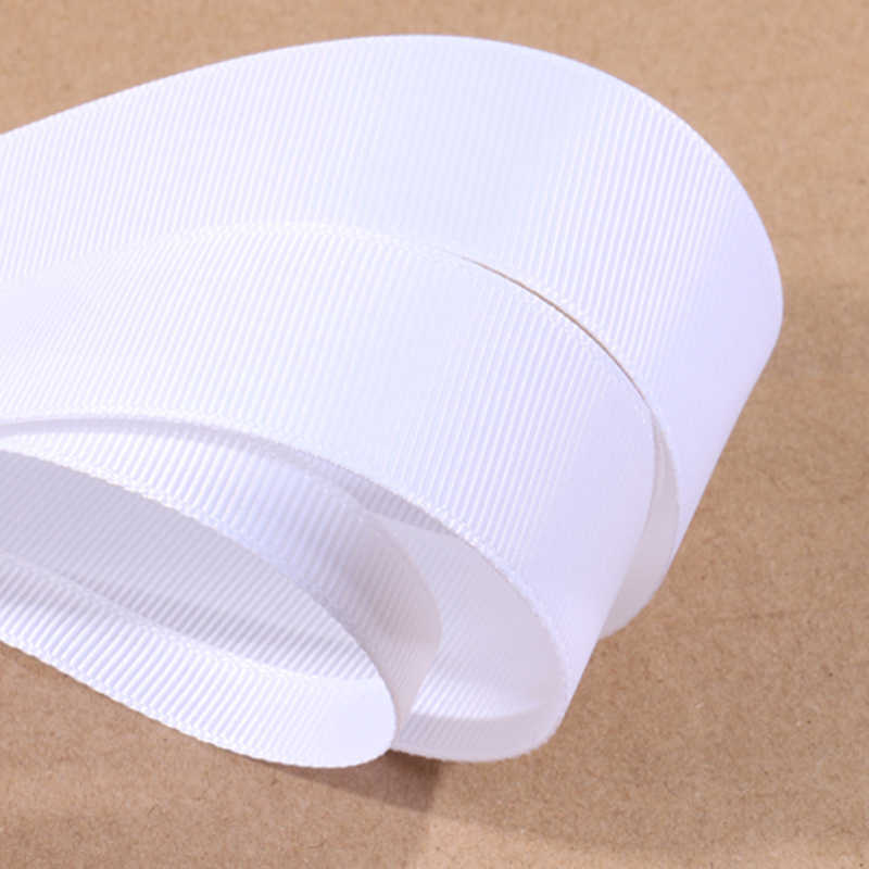 """3//8/"""" 5//8/"""" 7//8 Solid Color Grosgrain Premium Quality Elastic Band 5yards//roll 7mm"""
