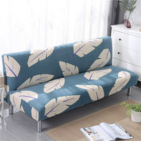 Universal Sofa Cover Stretch Big Elasticity Couch Cover Sofa Funiture Sofa Cover Without Armrest Folding Cover for Sofa Bed 1pc