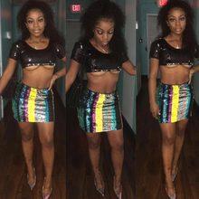 ece763049 Rainbow Sequin Skirt Promotion-Shop for Promotional Rainbow Sequin ...