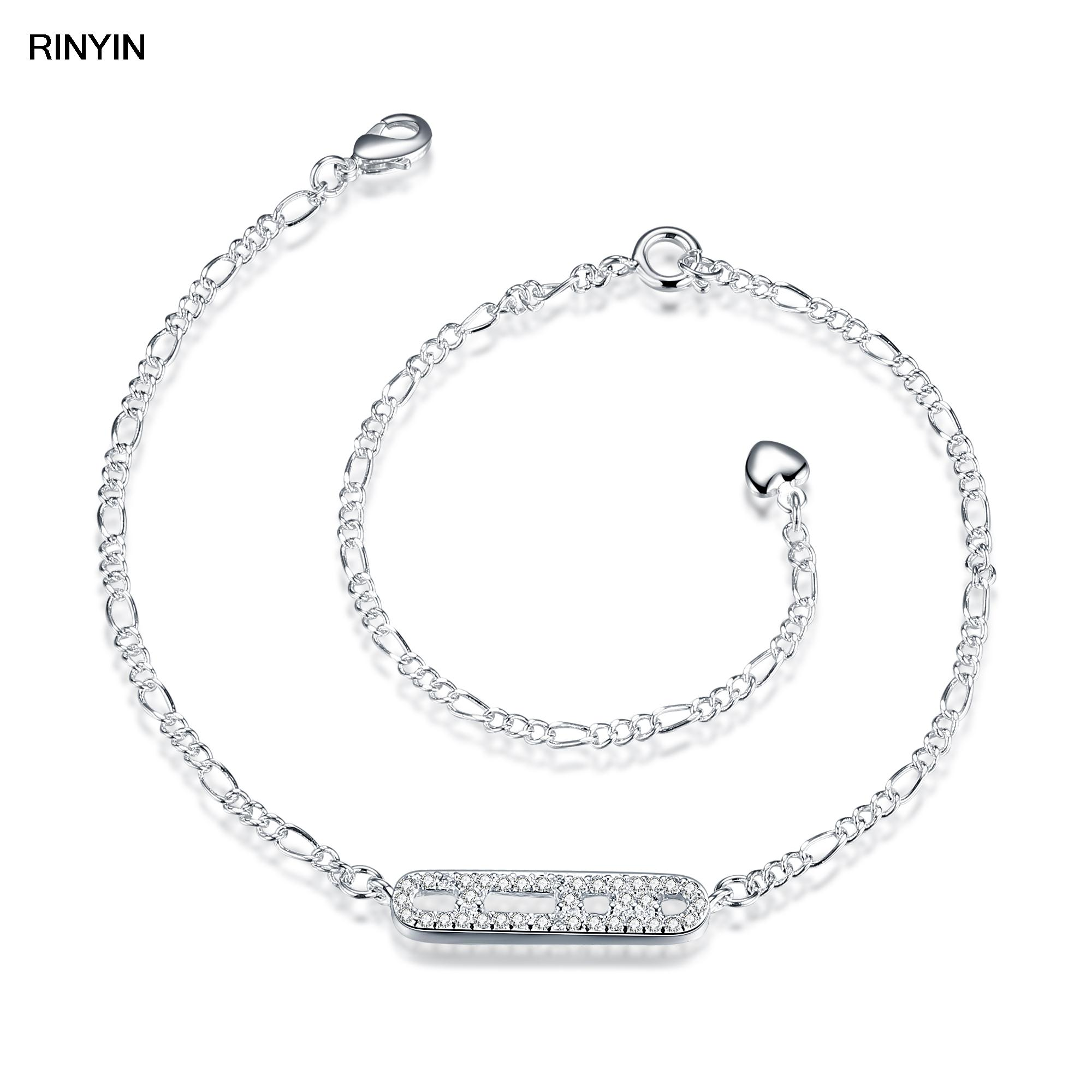 bracelet foot jewellery sandals women ankle chaine anklet chain bracelets elegant for beaded patterns ladies gold barefoot anklets cheville silver