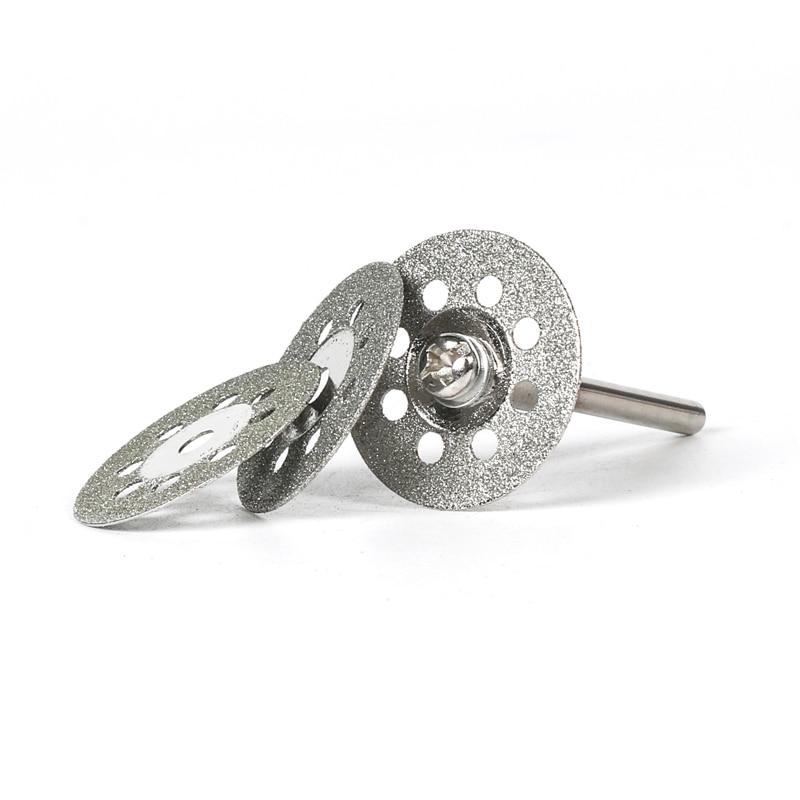 Accessori per utensili Tungfull Dremel Disco diamantato per seghe - Utensili abrasivi - Fotografia 4