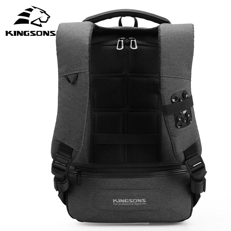 mochila antifurto de carga usb Capacidade : 36 a 55 Litros