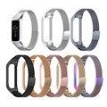 Сменный ремешок для часов из нержавеющей стали для Samsung galaxy fit e SM-R375 Smartwatch Milan