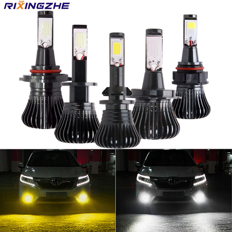 L H4 ALOGENA PLASMA BLU LAMPADINE PER FARI AUTO 4200K BLU EFFETTO TWIN