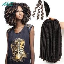 crochet braids faux locs hair extension dreadlocks soft locs expression braiding hair synthetic braiding hair marley braid hair