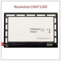 10.1 pouces de CLAA101FP05 B101UAN01.7 1920*1200 IPS LCD focrtablet Pipo M9 Pro 3G pour ASUS ME302 ME302KL LCD écran