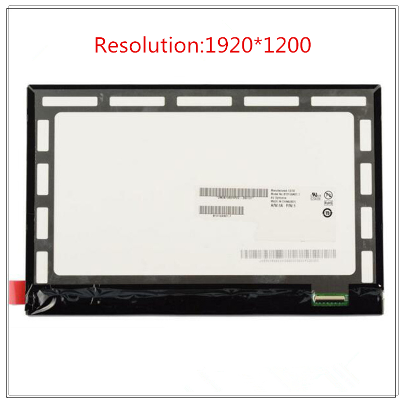10 1inch CLAA101FP05 B101UAN01 7 1920 1200 IPS LCD focrtablet Pipo M9 Pro 3G for ASUS