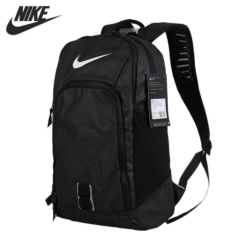 Original New Arrival 2018 NIKE NK ALPHA REV BKPK Unisex Backpacks Sports Bags nike рюкзак nk brsla m bkpk