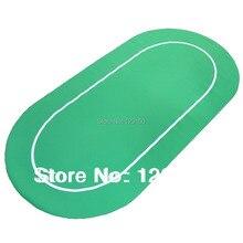 ZB-039 Texas Holdem резиновый коврик, зеленый 90*180 см, толщина 2,5 мм