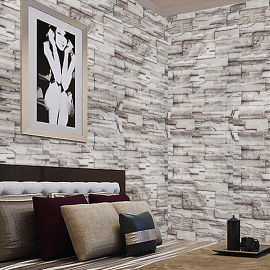 3M / 5M / 10M Αυτοκόλλητα τοίχου από τούβλα - Διακόσμηση σπιτιού - Φωτογραφία 2