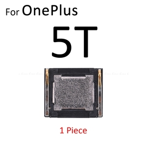 Image 4 - 100% New Earpiece Ear Speaker Sound Receiver Flex Cable For OnePlus 1 2 3 3T 5 5T X 6 6T Repair Parts
