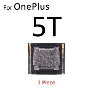 Image 4 - 100% nouveau écouteur oreille haut parleur son récepteur câble flexible pour OnePlus 1 2 3 3T 5 5T X 6 6T pièces de réparation