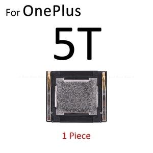 Image 4 - 100% nuevo auricular oreja altavoz receptor de sonido Flex Cable para OnePlus 1 2 3 3T 5 5T X 6T piezas de reparación