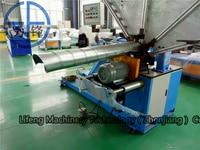 Hvac spiral tube making machine, Circular duct manufacture machine round air tube former