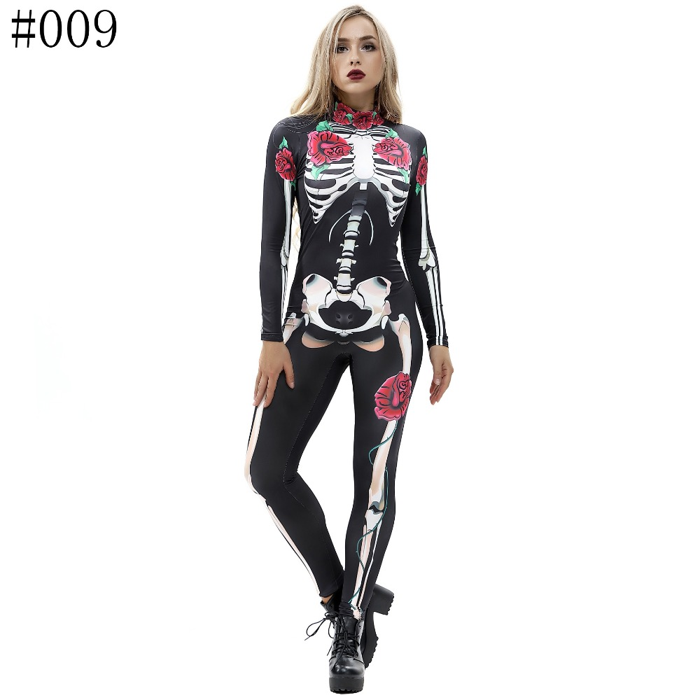 New Hot Sale Halloween Costumes For Women Horror Ghost