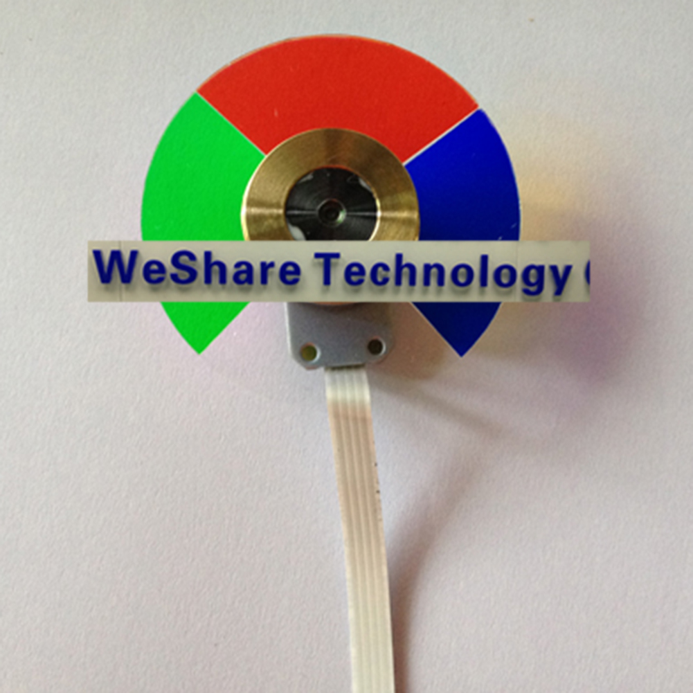 NEW Home Projector Color Wheel for Optoma EP753 Repair Replacement fitting