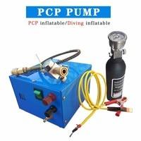 12v 30mpa 4500psi 300bar Pcp Air Compressor 12v Miniature Pcp Compressor, Including High Pressure Air Compressor Transformer