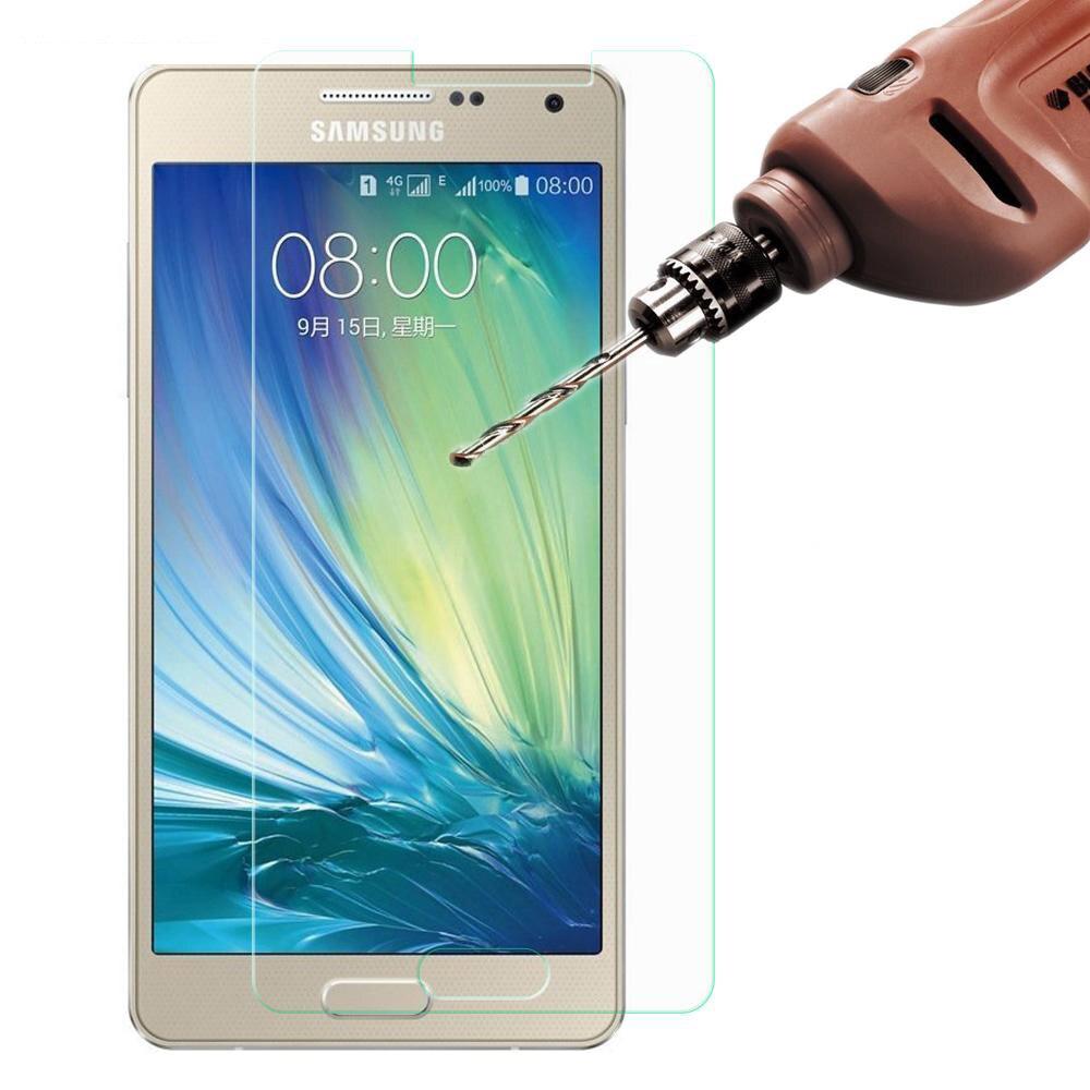 (Закаленное Стекло) для Samsung Galaxy A3 A5 <font><b>A7</b></font> 2016 A510 A310 S5 S6 J3 J5 J7 2016 j510 защитный чехол premium Экран протектор