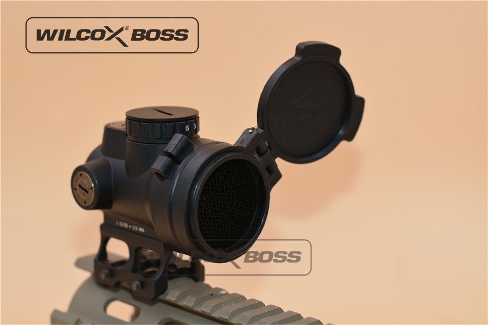 MRO Red Dot Sight Holographic Sight Airsoft MRO with Low Mount Mount No 1 Killflash Anti
