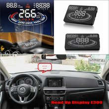 Car HUD Safe Drive Display For Mazda CX 5 CX-5 CX5 2012 ~ 2015 - Refkecting Windshield Head Up Display Screen Projector liislee for mazda cx 5 cx 5 cx5 safe driving screen modified car hud head up display projector refkecting windshield