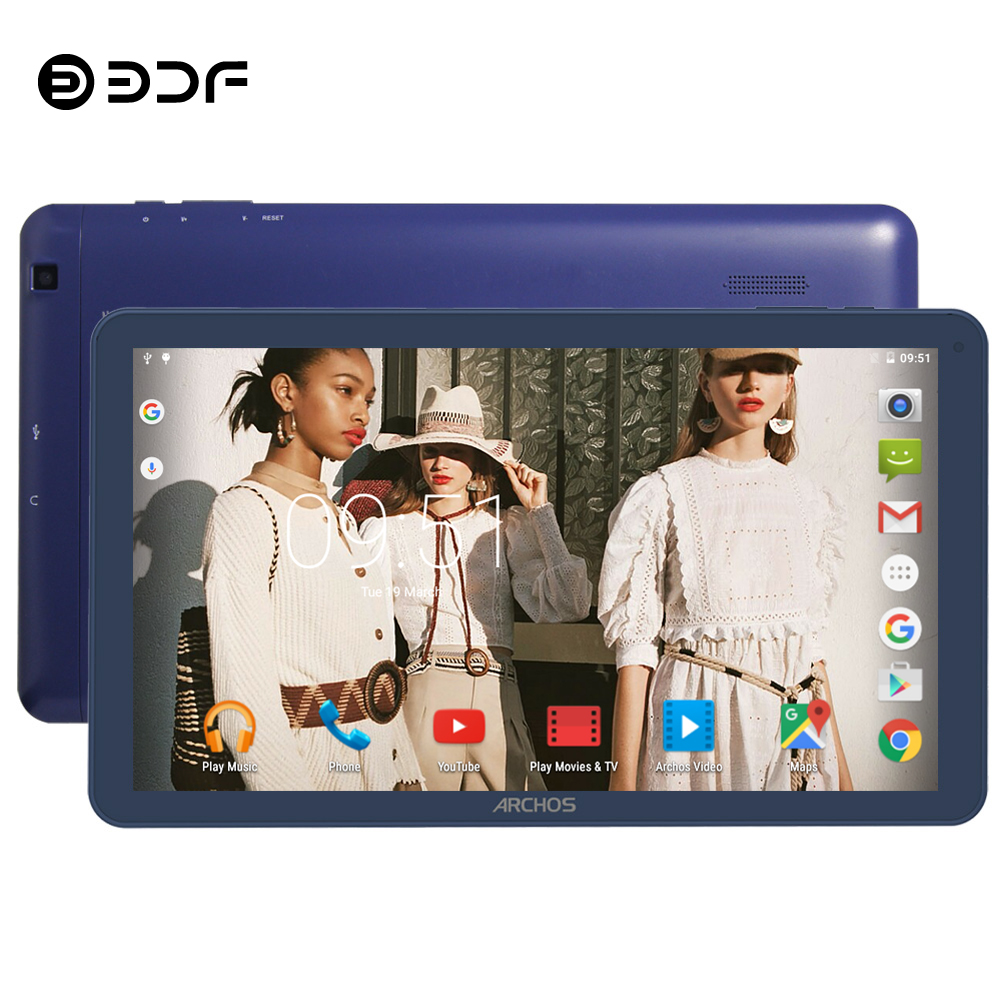 BDF 2019 Tablet 10 Inch Built-in 3G Dual SIM Card Tab Android 5.1 Tablet Pc 1GB/16GB SIM Tablet WiFi Quad Core Android Tablet 10