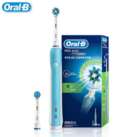 BRAUN Oral B D16 5236 Electric Toothbrushes For Adult Teeth Deep Clean Rechargeable Electric Tooth Brush
