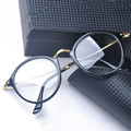 KODDTO Reading Glasses New Optical Retro Metal Brand Designer Eyeglasses Women Frame Fashion Men Myopia Eye Glasses Oculos
