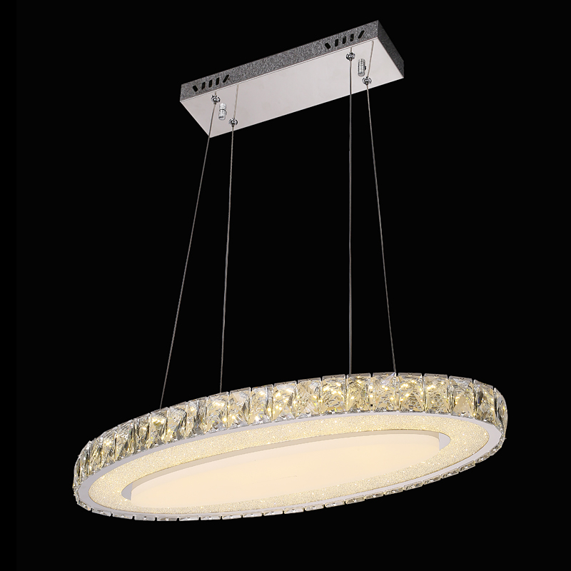 Modern Ceiling Lamp LED Crystal Ceiling Light Hanging Lamps for Living Room Dining Room Home Indoor Lighting Decor Fixtures modern led crystal ceiling light for living room lamp stainless steel