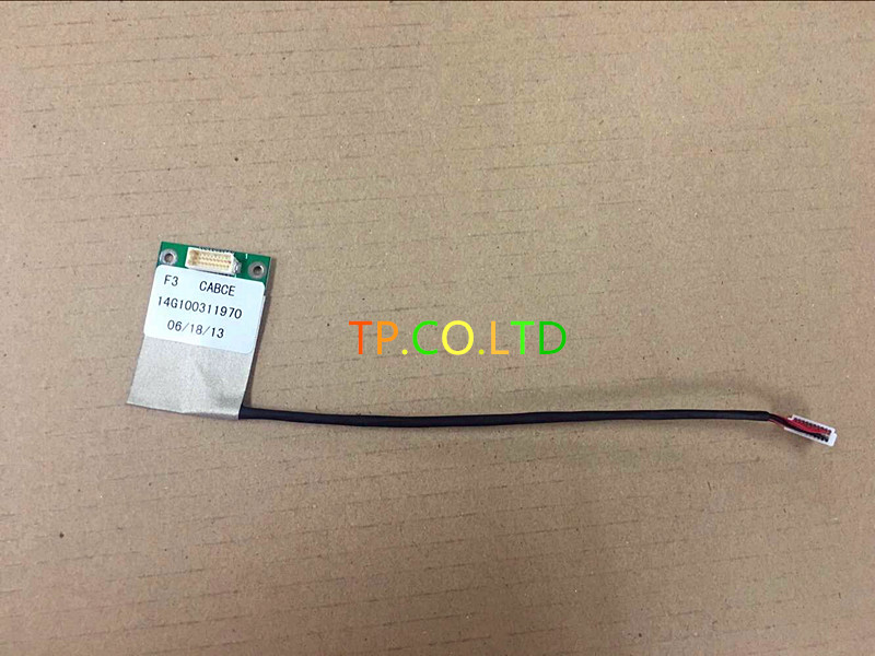 BRAND New LCD CABLE FOR Asus F3 F3J F3T F3U F3M X53 Z53 Z53J F3T Z53J Z53U inverter cable