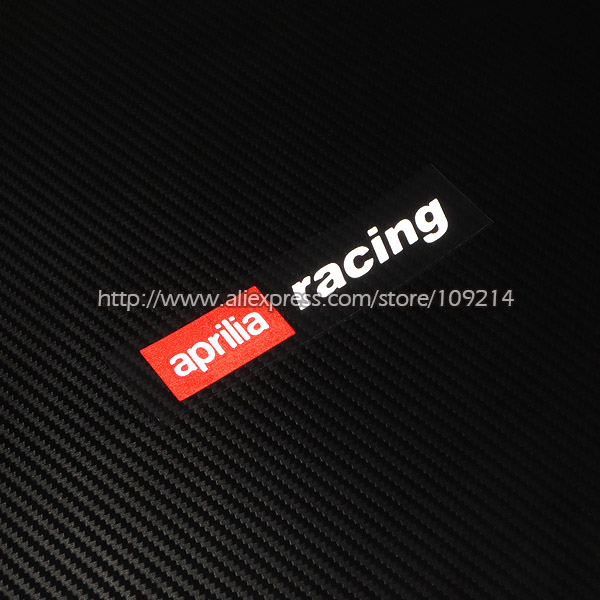 Hot sale Aprilia Racing Helmet Motorcycle Decal Reflective Sticker Waterproof 02 ...
