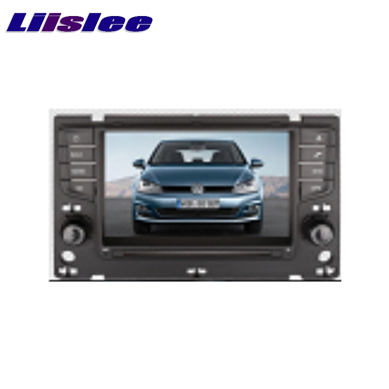 Pour Volkswagen VW Golf 5 Golf 7 Passat B8 LiisLee Voiture Multimédia TV DVD GPS Audio Radio Stéréo Original Style navigation NAV