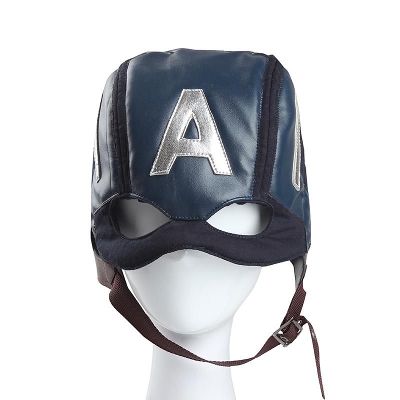 The Avengers Age of Ultron Captain America Cosplay Kostuum Steve - Carnavalskostuums - Foto 5