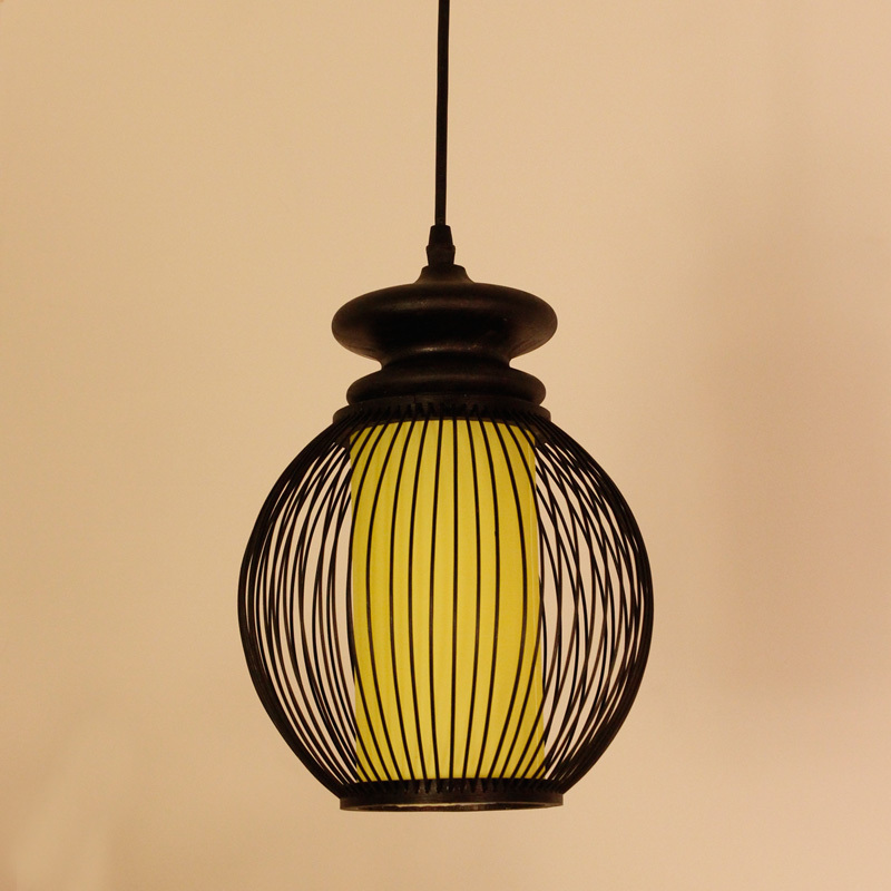 Modern Chinese Restaurant Lights Pendant Light Bamboo