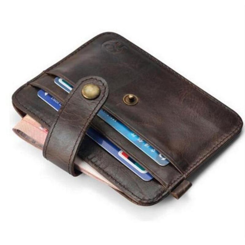 13413c62c Cartera fina de lujo de marca famosa, cartera para hombre, cartera con  abrazadera para dinero, cartera pequeña, billetera fina, cartera para  hombre en ...