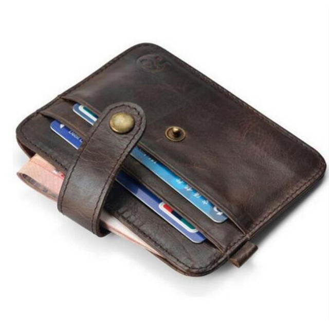 Luxury Slim Wallet for Men