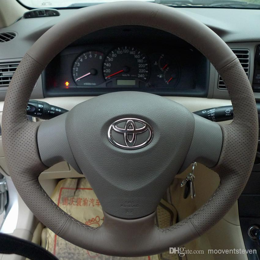 steering wheel cover for toyota corolla 2006 2010 toyota. Black Bedroom Furniture Sets. Home Design Ideas