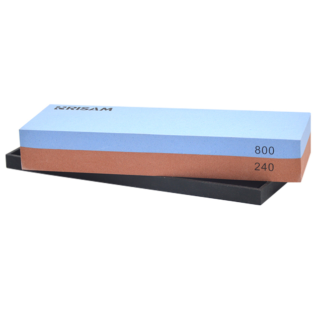 RISAM RW003 – Vesihiomakivi erittäin karkea 240/800 grit