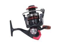 Fishing Tackle LK2000-7000 Series Fishing Reels 12+1 BB Ball Bearing 5.2:1 Gear Ratio Pre-Loading Spinning Fishing Wheel