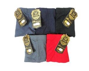 Image 5 - Fasion 고품질 대나무 속옷 남자 XL XXL XXXL XXXXL 5XL 6XL 7XL 크기 남자 복서 속옷 플러스 크기 플랫 피트 팬티