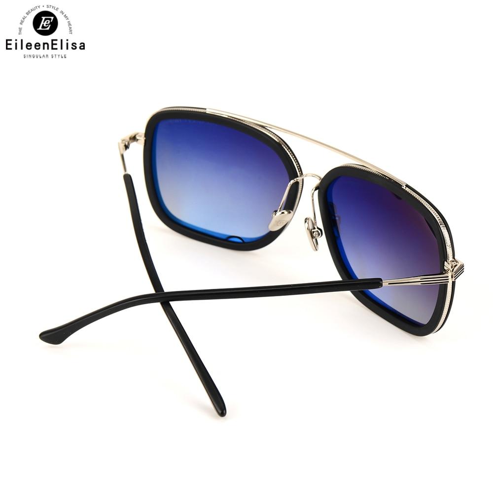 EE Fashion Square Acetate Men's Sun Glasses Female Eyewears Designer - Apparel Accessories - Photo 4
