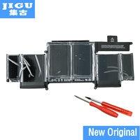 JIGU A1493 Original Laptop Battery For APPLE Macbook Pro Retina 13 A1502 2013 ME864 ME865 11.34V 71.8WH