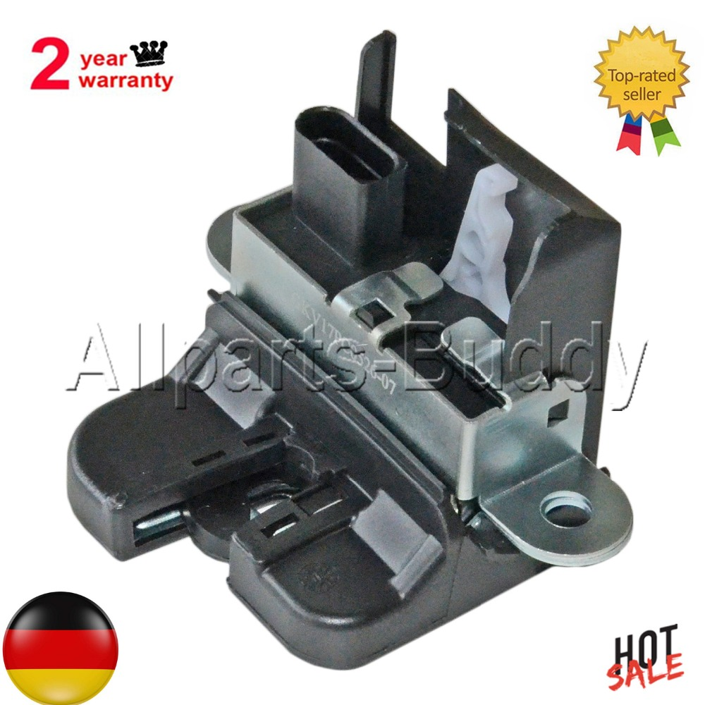 AP01 1K6827505E9B9   5K0827505A9B9   1T0827505H9B9 Lock Latch For VW GOLF 5 V GOLF 6 VI PASSAT 3C5 VARIANT Ab 2005