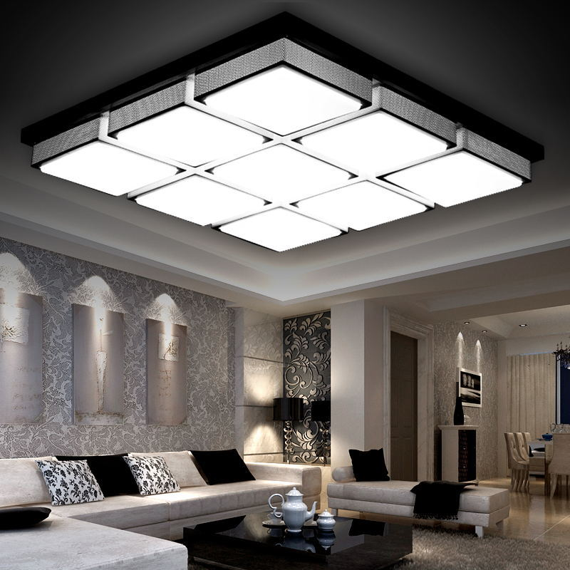 2017 Modern Led Ceiling Lights For Living Room Lamparas De Techo Luminaria Teto Led Ceiling Light Luminarias Lampe Deco 03 сумка дорожная solaris s5110 с изменяемым объемом 60 75 л цвет черный